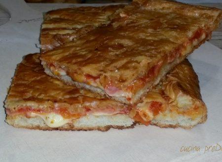 Parigina, pizza rustica napoletana