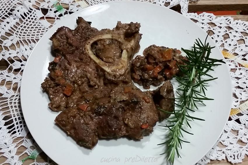 Ricerca ricette con ossibuchi for Cucinare ossobuco