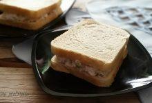 Sandwich tonno e olive