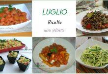 Le ricette più lette nel mese di Luglio