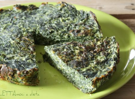 Tortino di ricotta e spinaci – ricetta Dukan