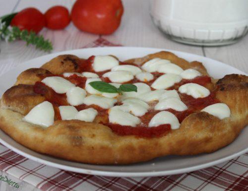 Pizza fritta a lievitazione istantanea
