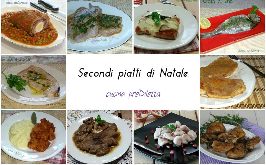 Secondi piatti di natale ricette di natale e capodanno for Ricette di cucina secondi piatti