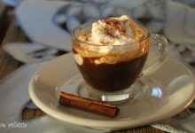 Caffè al cognac e cannella