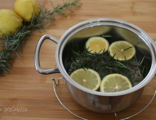 Come profumare la cucina ed eliminare gli odori sgradevoli