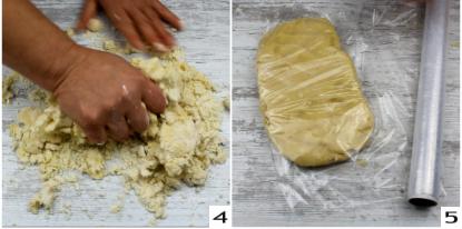 Biscotti per bambini, preparazione 2