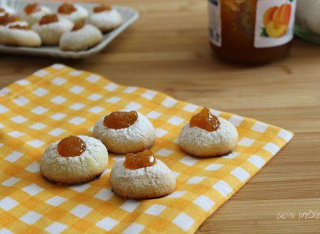 Biscottini alla marmellata (per riciclare gli avanzi di pasta frolla)
