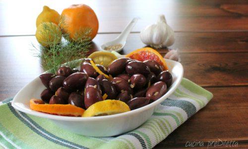 Olive alla Angelo Musco (Alivi cunzati a Muscu)