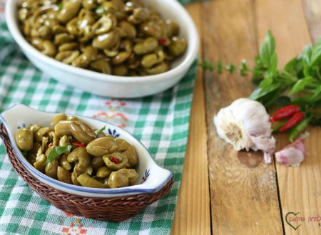 Olive condite alla siciliana