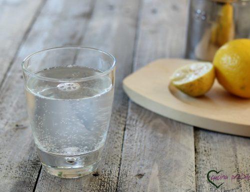 Seltz limone e sale