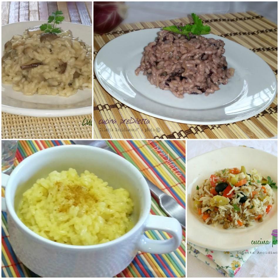 Ricette primi piatti di riso le ricette di cucina prediletta for Ricette di riso