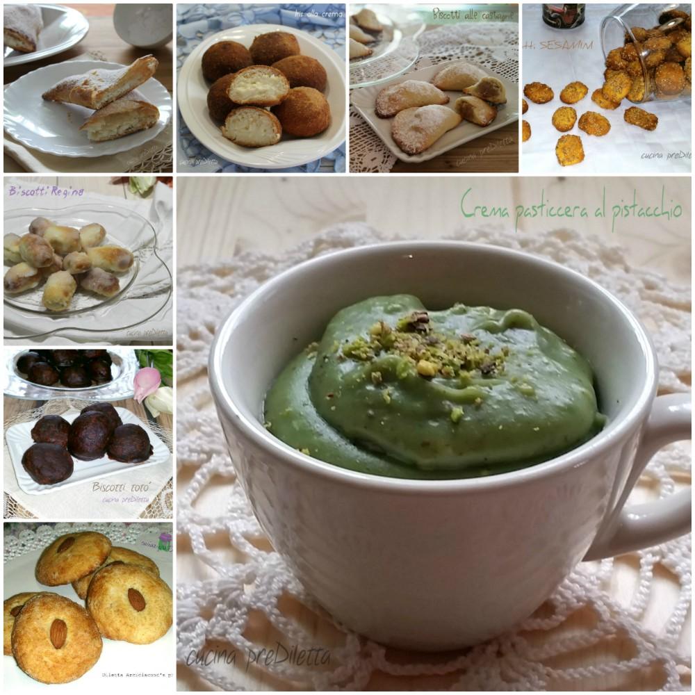 Ricette dolci siciliani tradizionali cucina prediletta for Ricette dolci