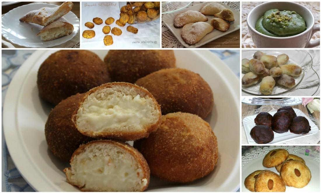 ricette dolci siciliani tradizionali cucina prediletta
