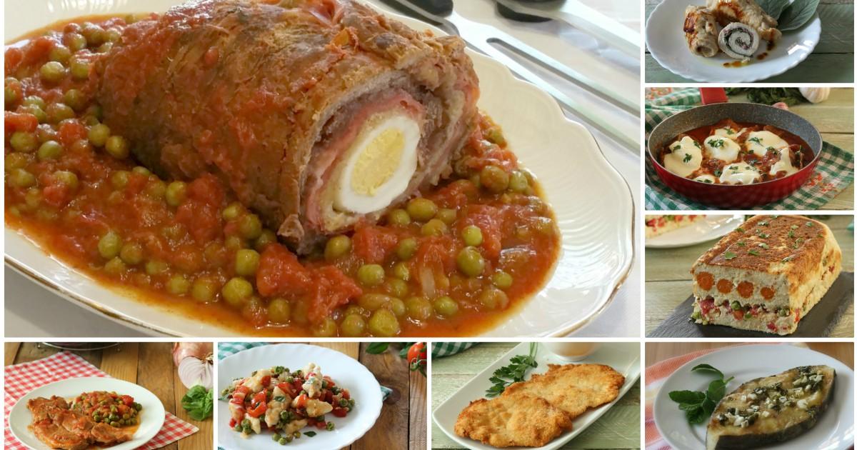 Raccolta secondi piatti di natale le ricette di cucina for Ricette di cucina secondi piatti