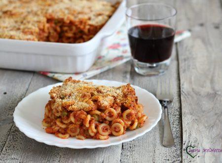 Anelli siciliani al forno