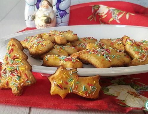 Befanini, biscotti della Befana