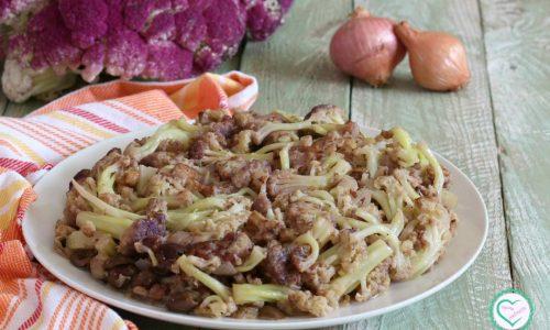 Cavolfiore affogato, ricetta siciliana