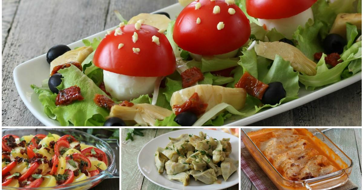 Contorni per il pranzo di pasqua cucina prediletta for Pranzo di pasqua in agriturismo lombardia