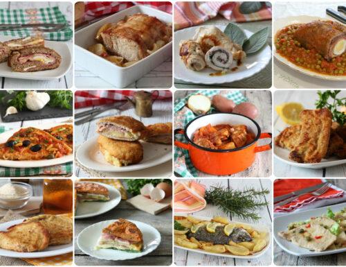 Secondi piatti per il pranzo di Pasqua