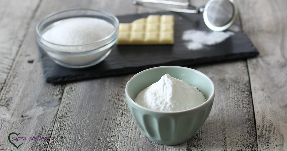 Zucchero A Velo Che Non Si Scioglie Cucina Prediletta