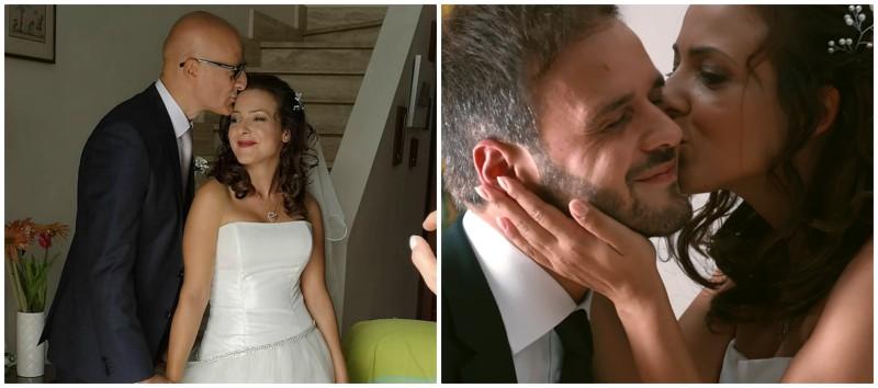 Floriana Platania e Dario Platania