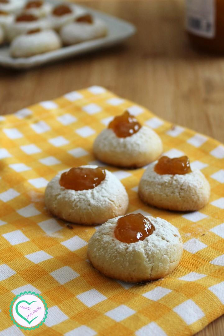 Biscottini alla marmellata