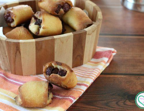 Panini rustici alle olive