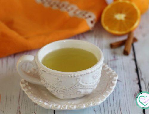 Tisana arancia e cannella
