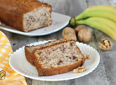 Banana Bread (Pane Banana)