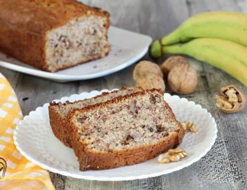 Banana Bread (Pane Banana)