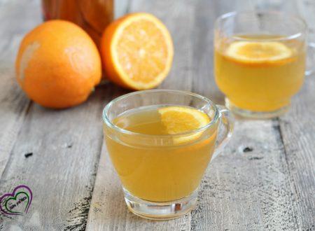 Grog all'arancia