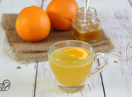 Sciroppo di arance