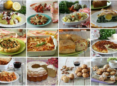 Lunedì di Pasqua, ricette per la scampagnata