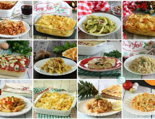 Primi piatti di Natale e Capodanno