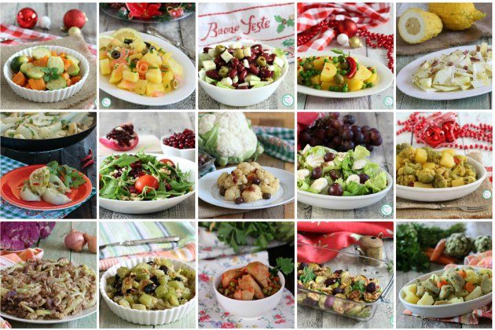Ricette contorni Natale Capodanno