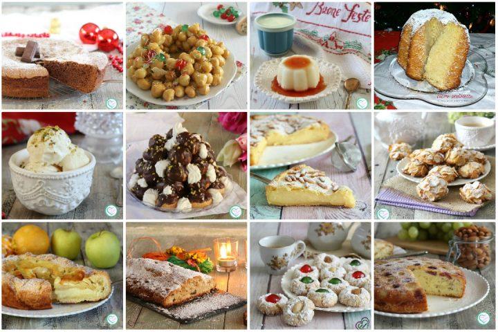 Dolci di Natale e Capodanno