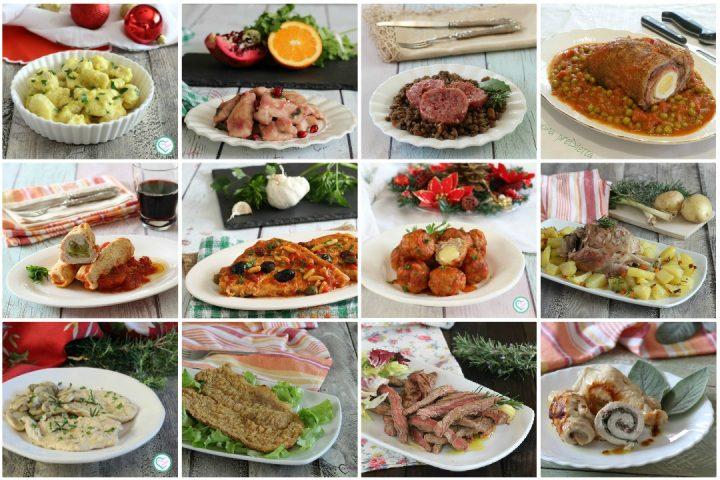 Secondi piatti di Natale e Capodanno