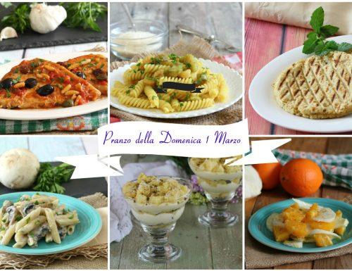 Pranzo della Domenica (1 Marzo)