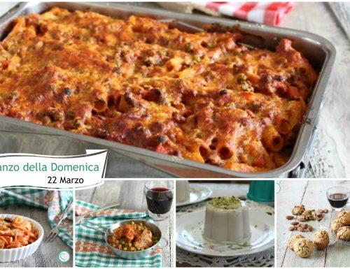 Pranzo della Domenica (22 Marzo)