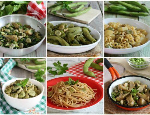 Ricette fave fresche – come cucinare le fave