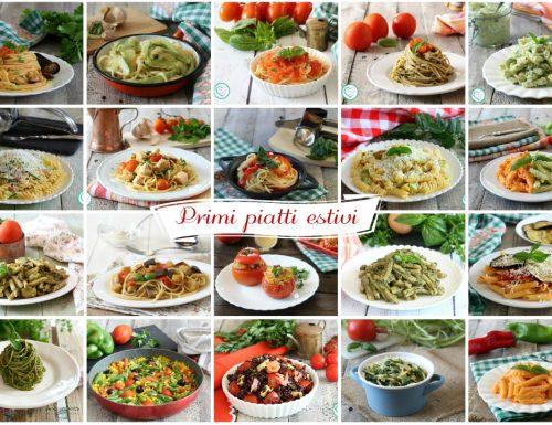 Primi piatti estivi