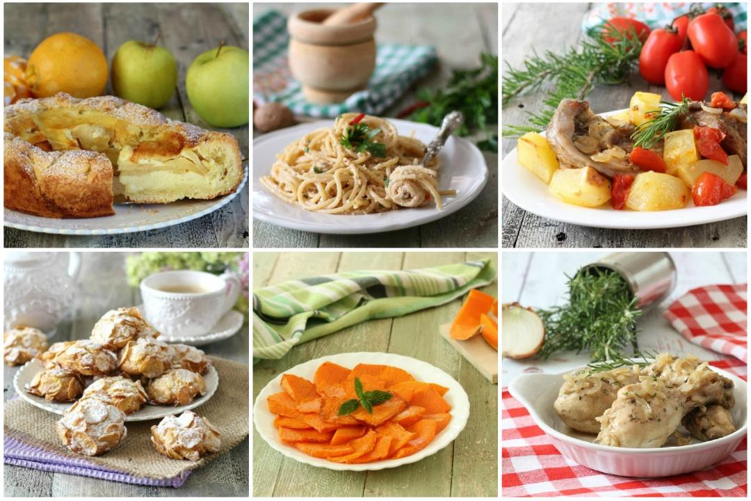 Pranzo della Domenica 25 Ottobre