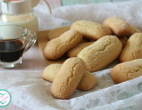Biscotti rustici al latte e olio d'oliva