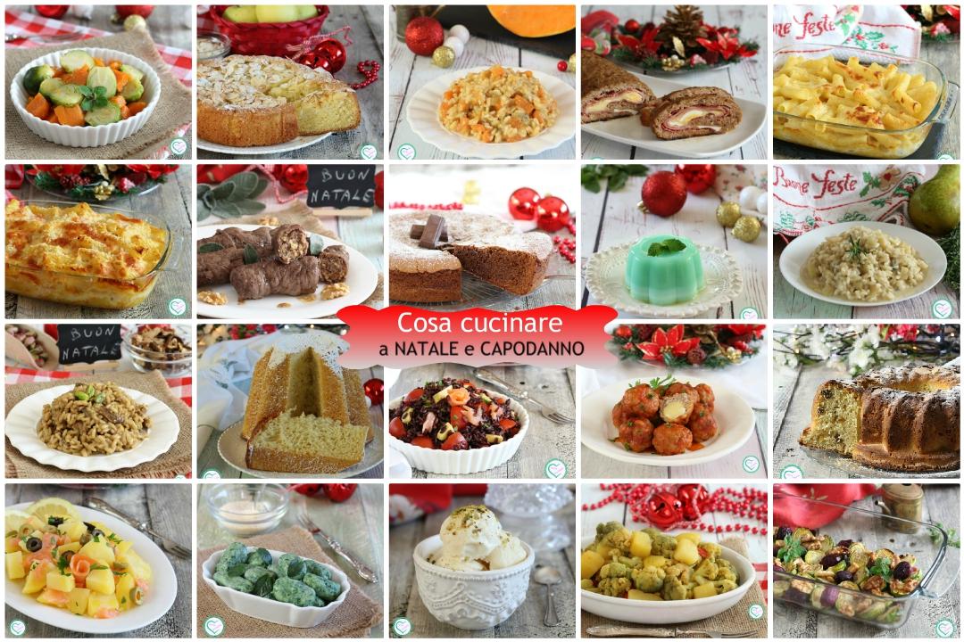 Cosa cucinare a Natale e Capodanno