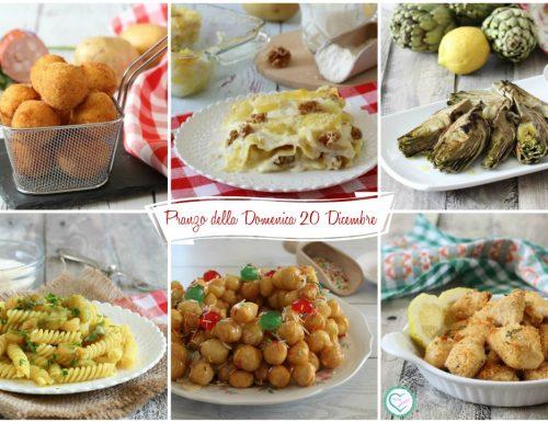 Pranzo della Domenica (20 Dicembre)