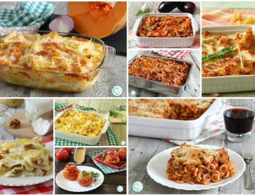 Ricette primi piatti al forno