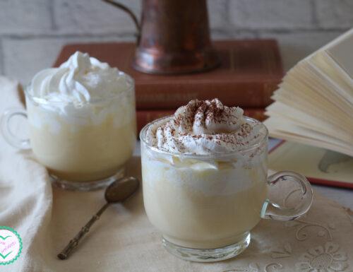 Bevanda con preparato per budino
