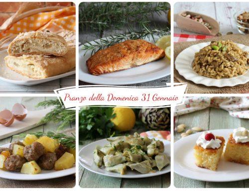 Pranzo della Domenica (31 Gennaio)