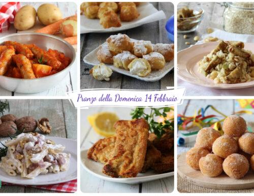 Pranzo della Domenica (14 Febbraio)