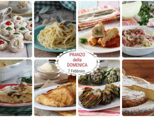 Pranzo della Domenica (7 Febbraio)